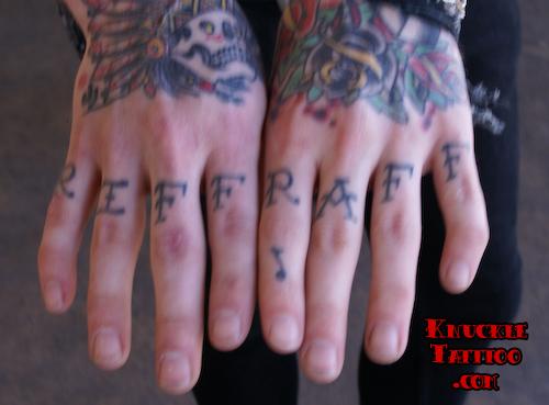 RIFF RAFF