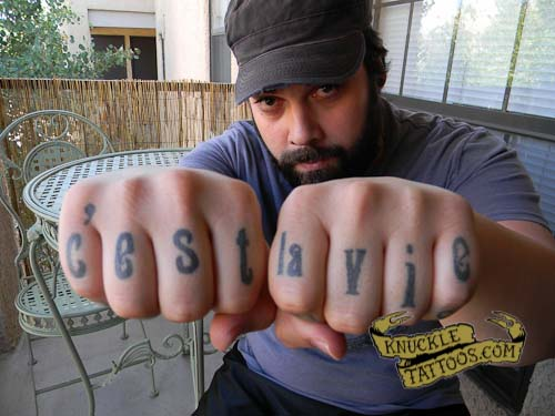 c est la vie tattoo. c#39;est la vie – LOVE SICK